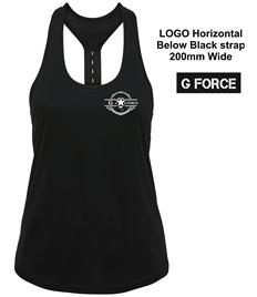 PR - G Force Strap Back Vest