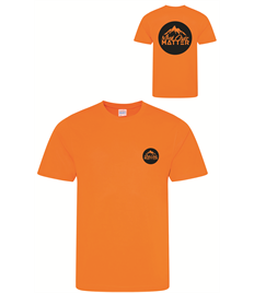 MOM Unisex Sports T-shirt - Front & Rear Print