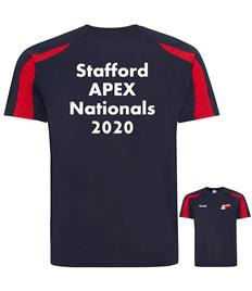 EMB/PR - Stafford Apex Nationals T