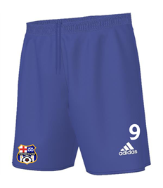 Stafford Atletico Shorts - With club badge and number (Adult)