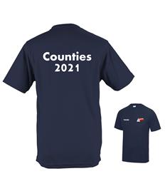 PR - Stafford Apex Men's Counties T-Shirt