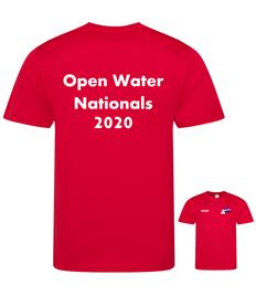 EMB/PR - Stafford Apex Kids Open Water Nationals 2019