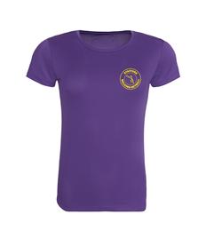PR- Stafford Walking Netball Ladies T-shirt
