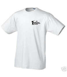 Adults White T shirt