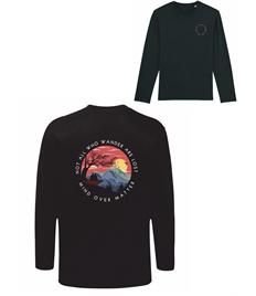 MOM Unisex Long Sleeved Wanderer T-shirt